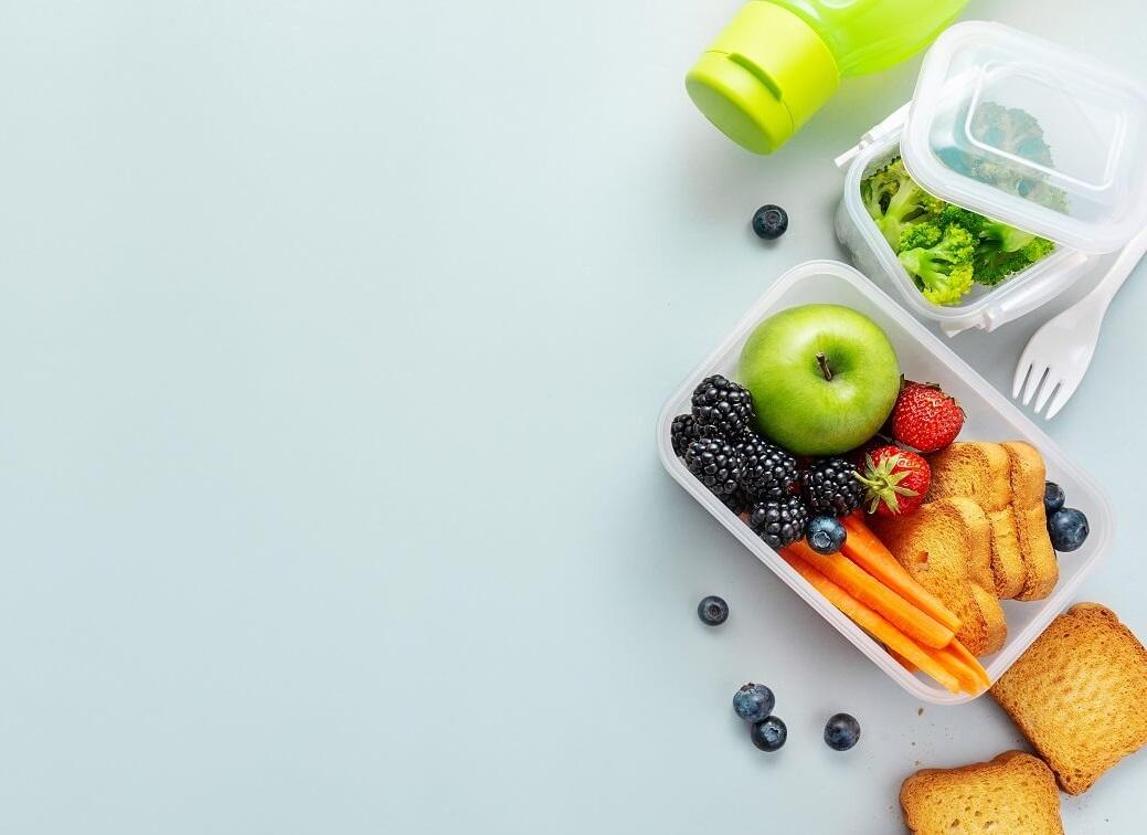 رژیم غذایی مناسب تیپ بدنی