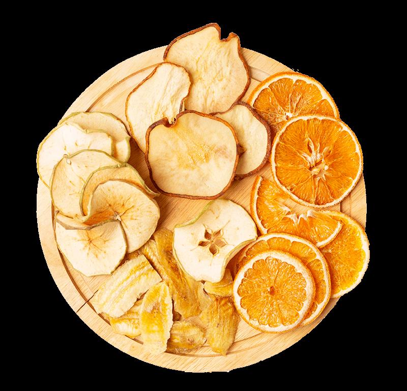 میوه خشک در تغذیه فیتنس کاران